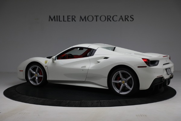 Used 2017 Ferrari 488 Spider for sale Call for price at Rolls-Royce Motor Cars Greenwich in Greenwich CT 06830 16