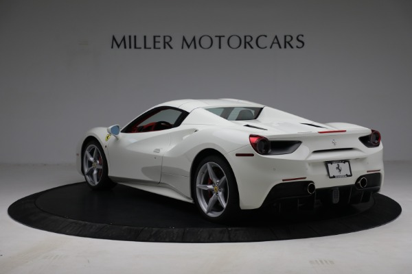 Used 2017 Ferrari 488 Spider for sale Call for price at Rolls-Royce Motor Cars Greenwich in Greenwich CT 06830 17