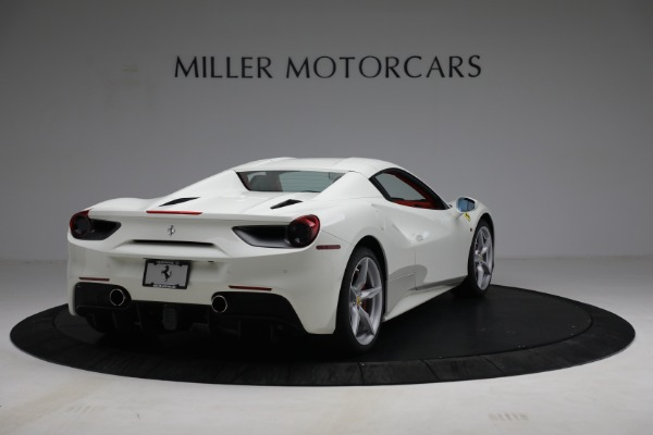 Used 2017 Ferrari 488 Spider for sale Call for price at Rolls-Royce Motor Cars Greenwich in Greenwich CT 06830 19