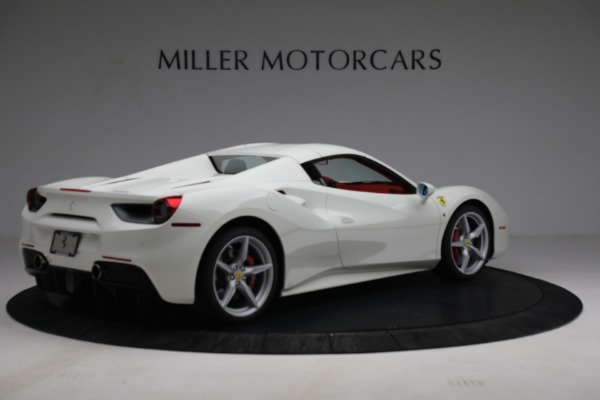 Used 2017 Ferrari 488 Spider for sale Call for price at Rolls-Royce Motor Cars Greenwich in Greenwich CT 06830 20