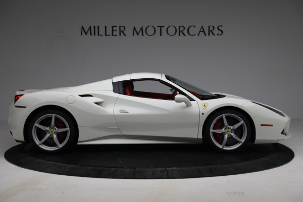 Used 2017 Ferrari 488 Spider for sale Call for price at Rolls-Royce Motor Cars Greenwich in Greenwich CT 06830 21