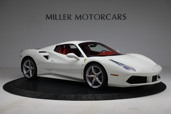 Used 2017 Ferrari 488 Spider for sale Call for price at Rolls-Royce Motor Cars Greenwich in Greenwich CT 06830 22
