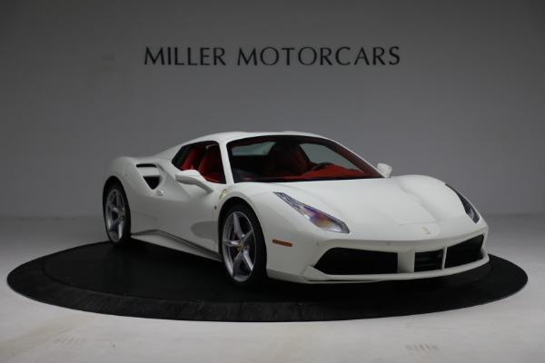 Used 2017 Ferrari 488 Spider for sale Call for price at Rolls-Royce Motor Cars Greenwich in Greenwich CT 06830 23