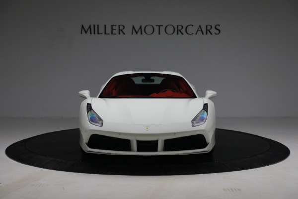 Used 2017 Ferrari 488 Spider for sale Call for price at Rolls-Royce Motor Cars Greenwich in Greenwich CT 06830 24
