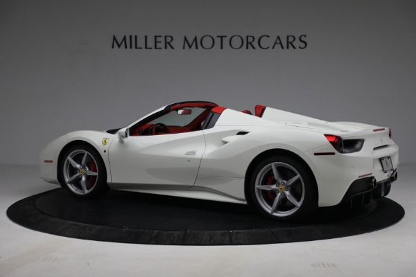 Used 2017 Ferrari 488 Spider for sale Call for price at Rolls-Royce Motor Cars Greenwich in Greenwich CT 06830 4