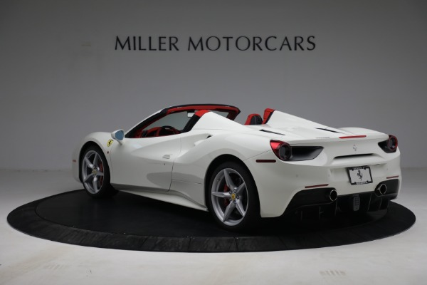 Used 2017 Ferrari 488 Spider for sale Call for price at Rolls-Royce Motor Cars Greenwich in Greenwich CT 06830 5