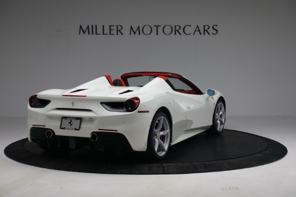 Used 2017 Ferrari 488 Spider for sale Call for price at Rolls-Royce Motor Cars Greenwich in Greenwich CT 06830 7