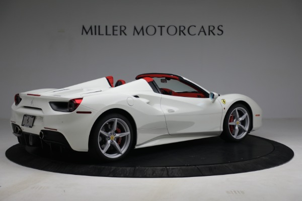 Used 2017 Ferrari 488 Spider for sale Call for price at Rolls-Royce Motor Cars Greenwich in Greenwich CT 06830 8