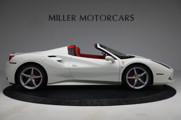 Used 2017 Ferrari 488 Spider for sale Call for price at Rolls-Royce Motor Cars Greenwich in Greenwich CT 06830 9
