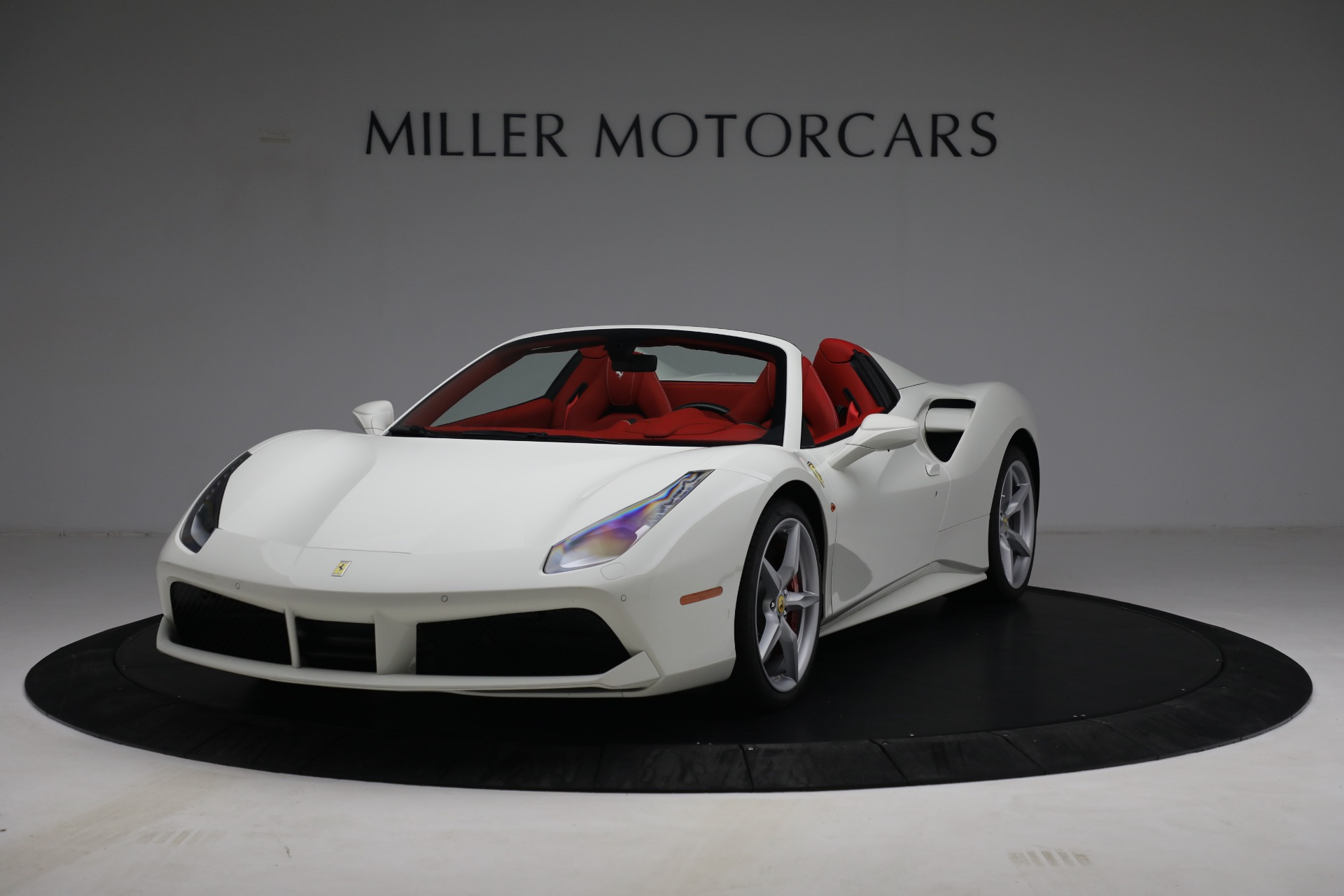 Used 2017 Ferrari 488 Spider for sale Call for price at Rolls-Royce Motor Cars Greenwich in Greenwich CT 06830 1