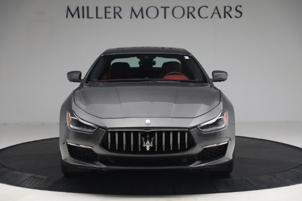 New 2021 Maserati Ghibli SQ4 GranLusso for sale Sold at Rolls-Royce Motor Cars Greenwich in Greenwich CT 06830 12