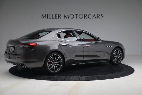 New 2021 Maserati Ghibli SQ4 GranLusso for sale Sold at Rolls-Royce Motor Cars Greenwich in Greenwich CT 06830 8