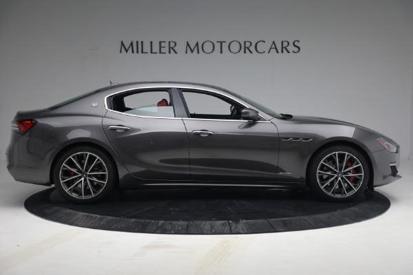 New 2021 Maserati Ghibli SQ4 GranLusso for sale Sold at Rolls-Royce Motor Cars Greenwich in Greenwich CT 06830 9