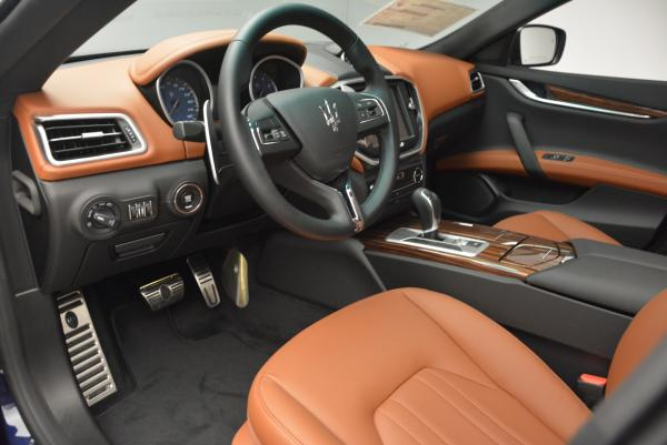 New 2016 Maserati Ghibli S Q4 for sale Sold at Rolls-Royce Motor Cars Greenwich in Greenwich CT 06830 13