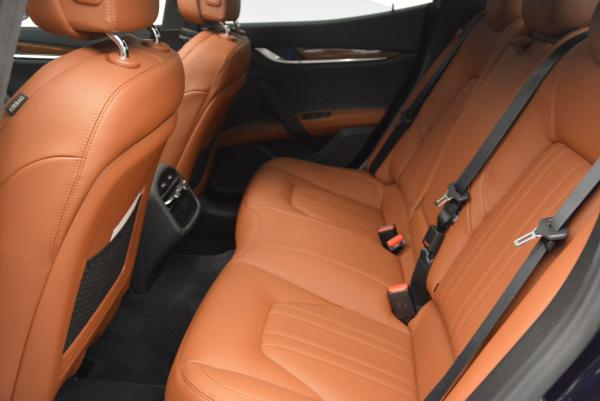 New 2016 Maserati Ghibli S Q4 for sale Sold at Rolls-Royce Motor Cars Greenwich in Greenwich CT 06830 17