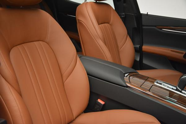 New 2016 Maserati Ghibli S Q4 for sale Sold at Rolls-Royce Motor Cars Greenwich in Greenwich CT 06830 21