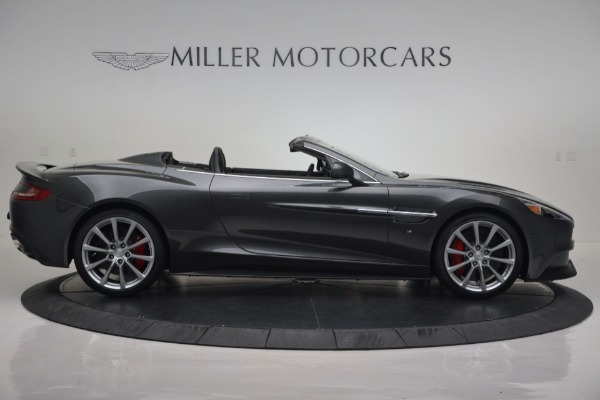 New 2016 Aston Martin Vanquish Volante for sale Sold at Rolls-Royce Motor Cars Greenwich in Greenwich CT 06830 9