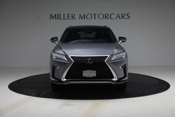 Used 2018 Lexus RX 350 F SPORT for sale $46,500 at Rolls-Royce Motor Cars Greenwich in Greenwich CT 06830 12