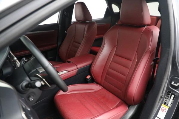 Used 2018 Lexus RX 350 F SPORT for sale $46,500 at Rolls-Royce Motor Cars Greenwich in Greenwich CT 06830 15