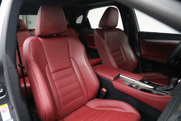 Used 2018 Lexus RX 350 F SPORT for sale $46,500 at Rolls-Royce Motor Cars Greenwich in Greenwich CT 06830 20