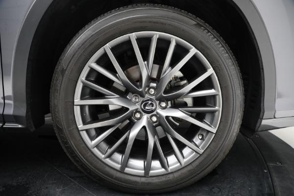 Used 2018 Lexus RX 350 F SPORT for sale $46,500 at Rolls-Royce Motor Cars Greenwich in Greenwich CT 06830 27