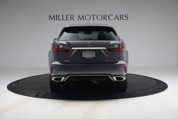 Used 2018 Lexus RX 350 F SPORT for sale $46,500 at Rolls-Royce Motor Cars Greenwich in Greenwich CT 06830 6