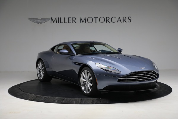 Used 2018 Aston Martin DB11 V12 for sale $164,990 at Rolls-Royce Motor Cars Greenwich in Greenwich CT 06830 10