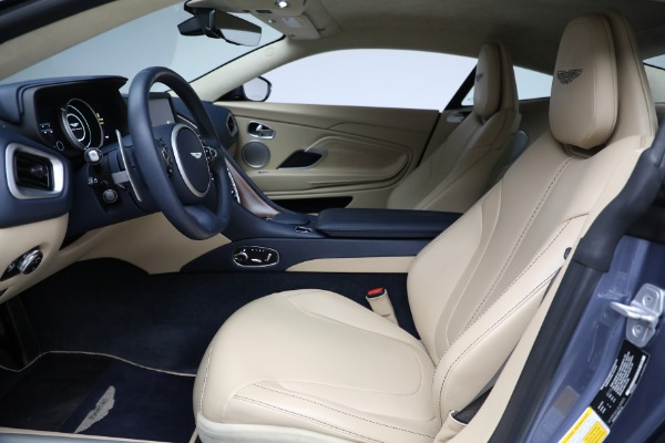 Used 2018 Aston Martin DB11 V12 for sale $164,990 at Rolls-Royce Motor Cars Greenwich in Greenwich CT 06830 13