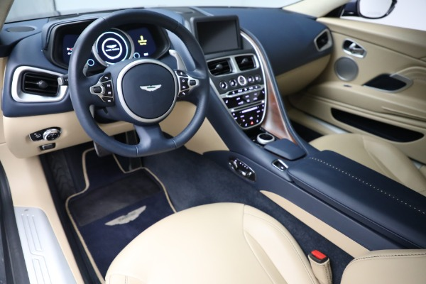 Used 2018 Aston Martin DB11 V12 for sale $164,990 at Rolls-Royce Motor Cars Greenwich in Greenwich CT 06830 14
