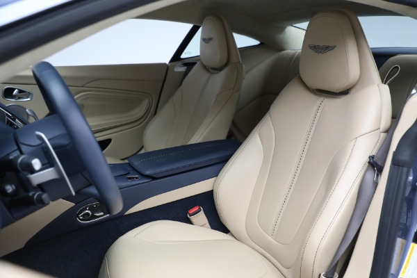 Used 2018 Aston Martin DB11 V12 for sale $164,990 at Rolls-Royce Motor Cars Greenwich in Greenwich CT 06830 15