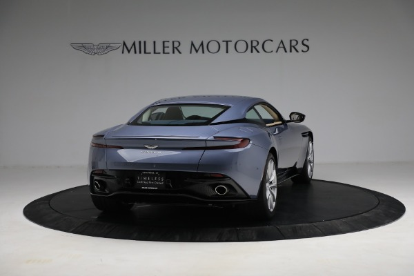 Used 2018 Aston Martin DB11 V12 for sale $164,990 at Rolls-Royce Motor Cars Greenwich in Greenwich CT 06830 6