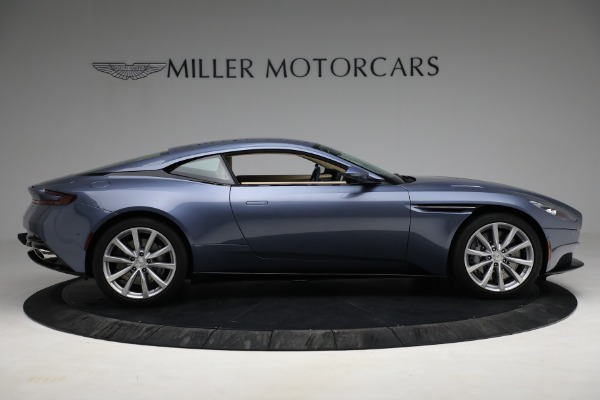 Used 2018 Aston Martin DB11 V12 for sale $164,990 at Rolls-Royce Motor Cars Greenwich in Greenwich CT 06830 8