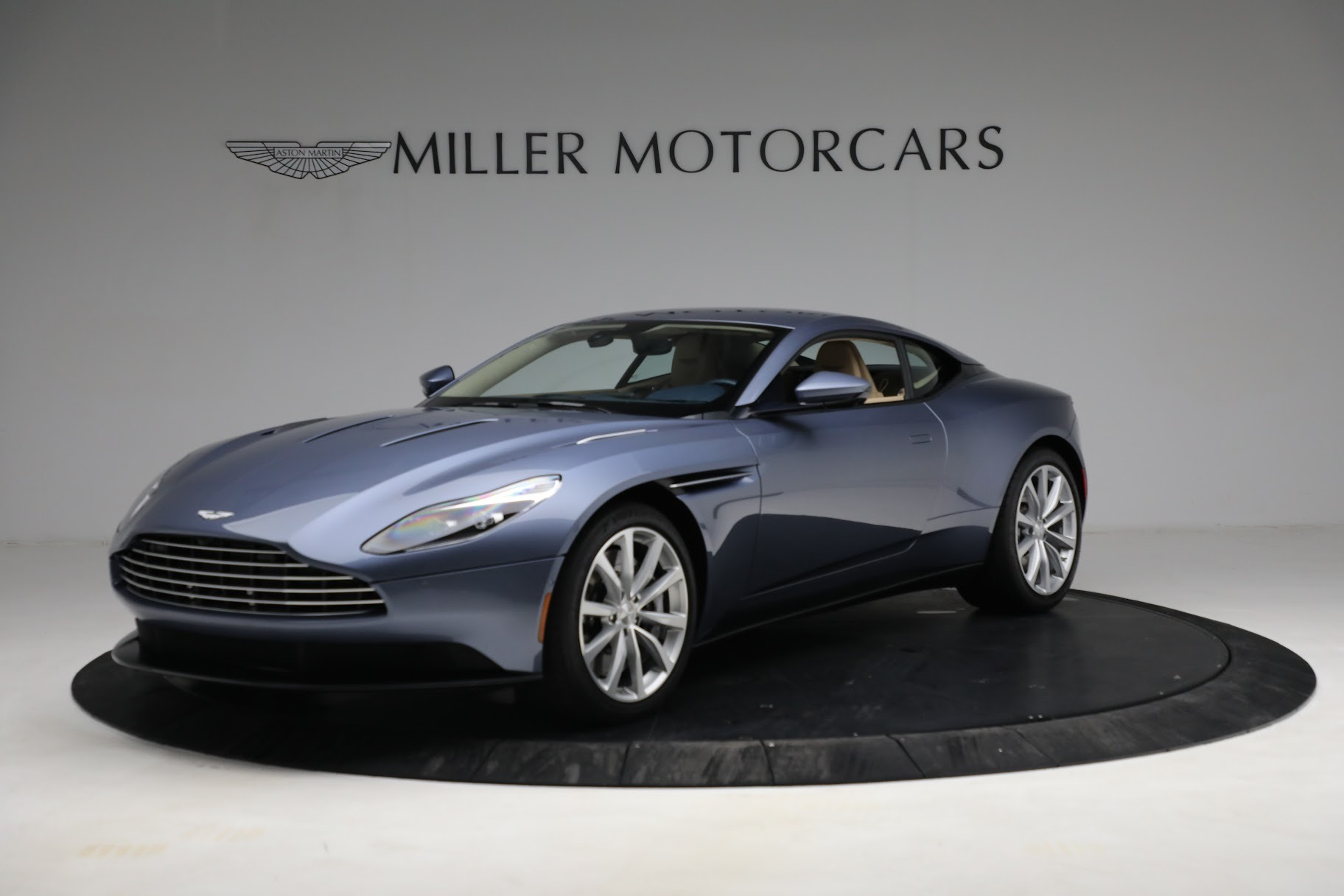 Used 2018 Aston Martin DB11 V12 for sale $164,990 at Rolls-Royce Motor Cars Greenwich in Greenwich CT 06830 1