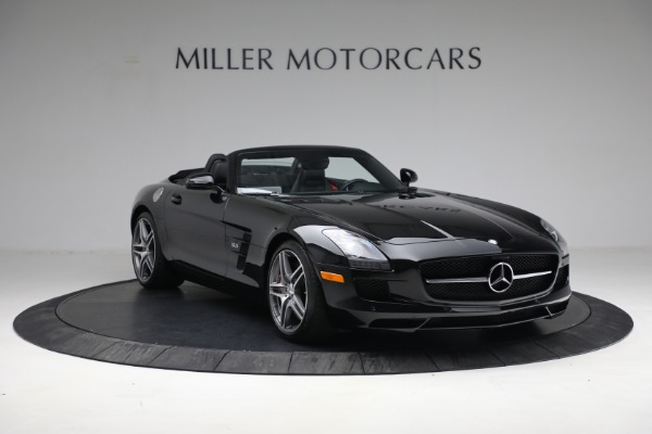 Used 2014 Mercedes-Benz SLS AMG GT for sale $159,900 at Rolls-Royce Motor Cars Greenwich in Greenwich CT 06830 10