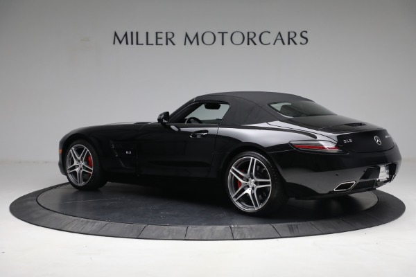Used 2014 Mercedes-Benz SLS AMG GT for sale $159,900 at Rolls-Royce Motor Cars Greenwich in Greenwich CT 06830 12