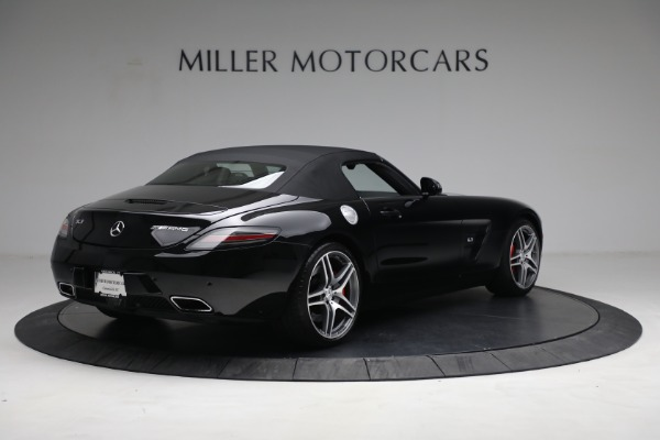 Used 2014 Mercedes-Benz SLS AMG GT for sale $159,900 at Rolls-Royce Motor Cars Greenwich in Greenwich CT 06830 13