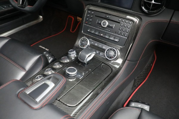 Used 2014 Mercedes-Benz SLS AMG GT for sale $159,900 at Rolls-Royce Motor Cars Greenwich in Greenwich CT 06830 23