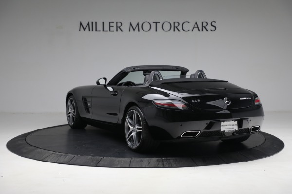 Used 2014 Mercedes-Benz SLS AMG GT for sale $159,900 at Rolls-Royce Motor Cars Greenwich in Greenwich CT 06830 5