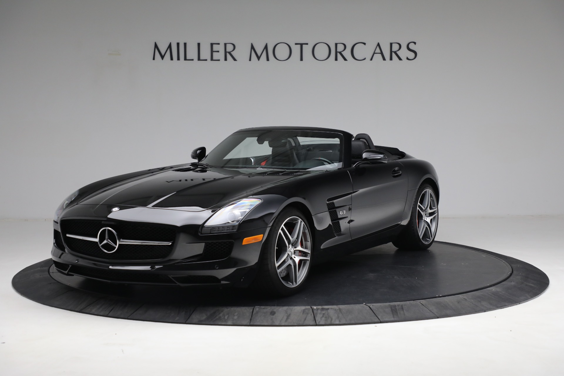 Used 2014 Mercedes-Benz SLS AMG GT for sale $159,900 at Rolls-Royce Motor Cars Greenwich in Greenwich CT 06830 1
