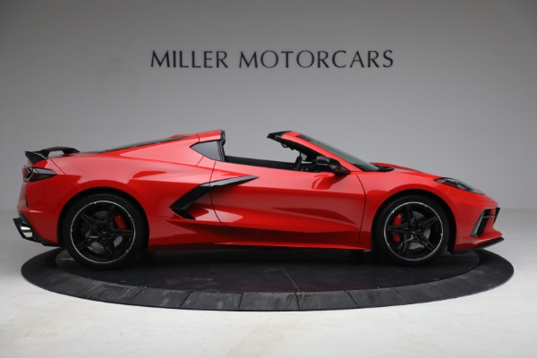 Used 2020 Chevrolet Corvette Stingray for sale Call for price at Rolls-Royce Motor Cars Greenwich in Greenwich CT 06830 10