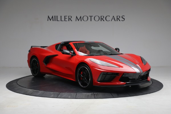 Used 2020 Chevrolet Corvette Stingray for sale Call for price at Rolls-Royce Motor Cars Greenwich in Greenwich CT 06830 12
