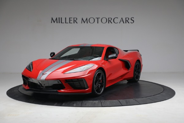 Used 2020 Chevrolet Corvette Stingray for sale Call for price at Rolls-Royce Motor Cars Greenwich in Greenwich CT 06830 14