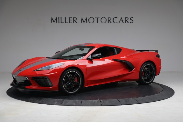 Used 2020 Chevrolet Corvette Stingray for sale Call for price at Rolls-Royce Motor Cars Greenwich in Greenwich CT 06830 15