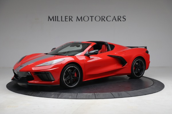 Used 2020 Chevrolet Corvette Stingray for sale Call for price at Rolls-Royce Motor Cars Greenwich in Greenwich CT 06830 2
