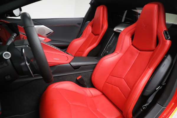 Used 2020 Chevrolet Corvette Stingray for sale Call for price at Rolls-Royce Motor Cars Greenwich in Greenwich CT 06830 20