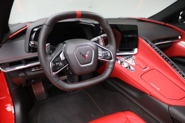 Used 2020 Chevrolet Corvette Stingray for sale Call for price at Rolls-Royce Motor Cars Greenwich in Greenwich CT 06830 21