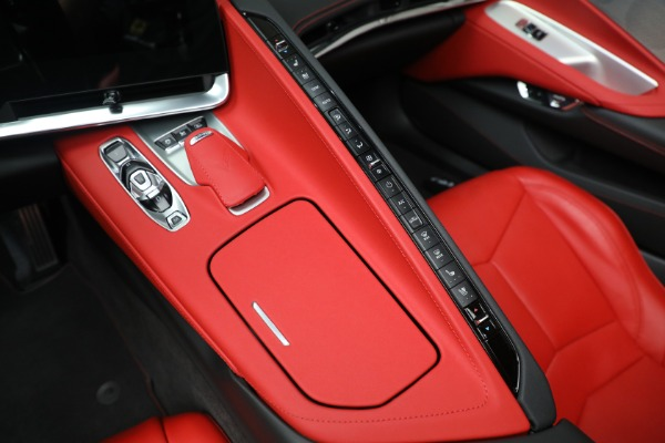Used 2020 Chevrolet Corvette Stingray for sale Call for price at Rolls-Royce Motor Cars Greenwich in Greenwich CT 06830 22