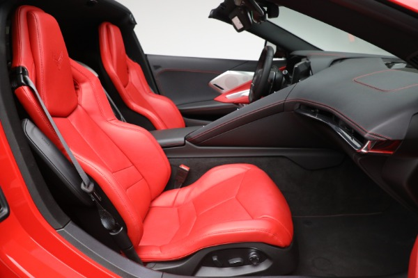 Used 2020 Chevrolet Corvette Stingray for sale Call for price at Rolls-Royce Motor Cars Greenwich in Greenwich CT 06830 25