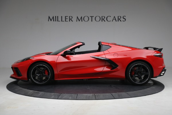 Used 2020 Chevrolet Corvette Stingray for sale Call for price at Rolls-Royce Motor Cars Greenwich in Greenwich CT 06830 3