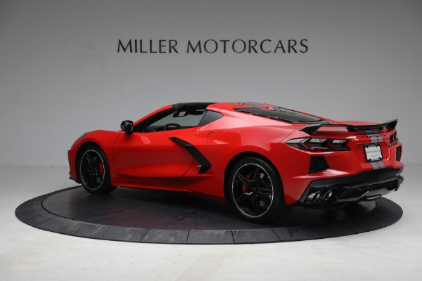 Used 2020 Chevrolet Corvette Stingray for sale Call for price at Rolls-Royce Motor Cars Greenwich in Greenwich CT 06830 4